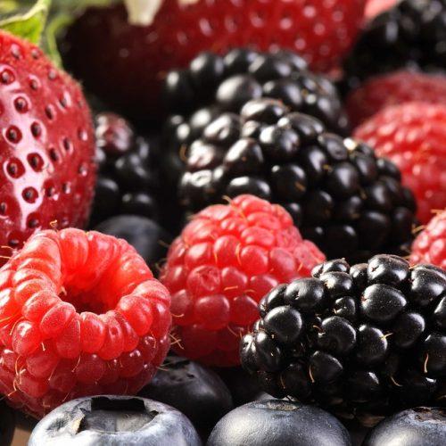 A. Spécifiques : Fruits Rouges